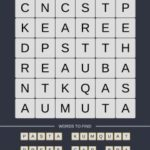 Mind The Word Level 14 Puzzle 1