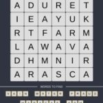 Mind The Word Level 14 Puzzle 14