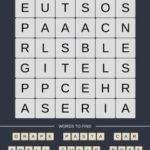Mind The Word Level 14 Puzzle 19