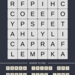 Mind The Word Level 14 Puzzle 22