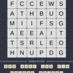 Mind The Word Level 14 Puzzle 8
