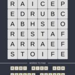 Mind The Word Level 15 Puzzle 13