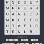 Mind The Word Level 15 Puzzle 21