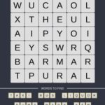 Mind The Word Level 17 Puzzle 16