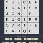 Mind The Word Level 17 Puzzle 19