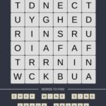 Mind The Word Level 17 Puzzle 24