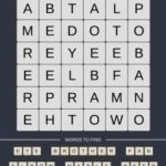 Mind The Word Level 17 Puzzle 26