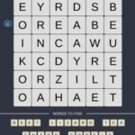 Mind The Word Level 18 Puzzle 13