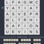 Mind The Word Level 18 Puzzle 14