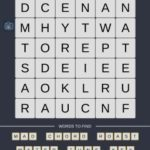 Mind The Word Level 18 Puzzle 16