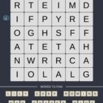 Mind The Word Level 18 Puzzle 18