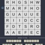 Mind The Word Level 18 Puzzle 19