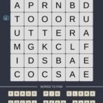 Mind The Word Level 18 Puzzle 25