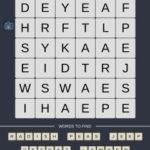 Mind The Word Level 18 Puzzle 7