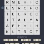 Mind The Word Level 18 Puzzle 8