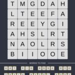 Mind The Word Level 19 Puzzle 12