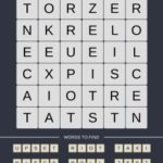 Mind The Word Level 19 Puzzle 2