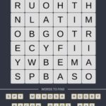 Mind The Word Level 19 Puzzle 23