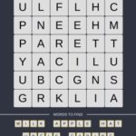 Mind The Word Level 19 Puzzle 29