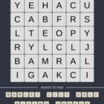 Mind The Word Level 19 Puzzle 30
