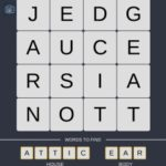 Mind The Word Level 5 Puzzle 11