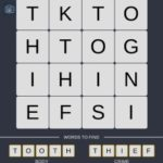 Mind The Word Level 5 Puzzle 28