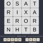 Mind The Word Level 8 Puzzle 11