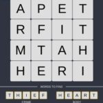 Mind The Word Level 8 Puzzle 24