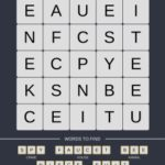 Mind The Word Level 9 Puzzle 10