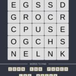 Mind The Word Level 9 Puzzle 20