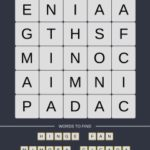 Mind The Word Level 9 Puzzle 21