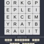 Mind The Word Level 9 Puzzle 6