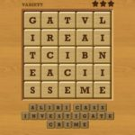 Words Crush Variety Theme 6 Level Detective