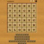 Words Crush Variety Theme 6 Level Gambling