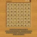 Words Crush Variety Theme 6 Level Handicrafts