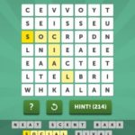 Word Mania Lagoon Level 29-550