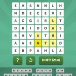 Word Mania Lagoon Level 29-551