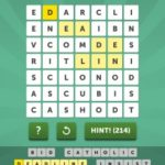 Word Mania Lagoon Level 29-556
