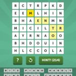 Word Mania Lagoon Level 29-558