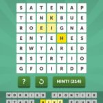 Word Mania Lagoon Level 29-560