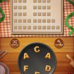 Word cookies chocolate 4
