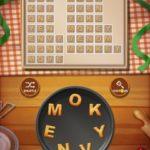 Word cookies cranberry 12