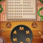 Word cookies macadamia 12