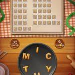 Word cookies mocha 12