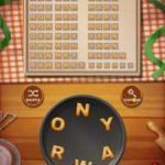 Word cookies papaya 14