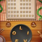 Word cookies peach 7