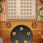 Word cookies red velvet 10