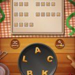 Word cookies vanilla 11