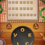 Word cookies vanilla 13
