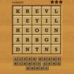 Words crush variety theme 12 organs